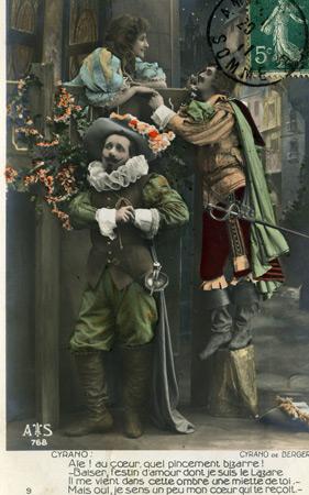 cyrano de bergerac vs romeo Fiche de révision : cyrano acte 3 scène 7 (scène du balcon) introduction : cyrano de bergerac est une pièce de théâtre écrite par edmond rostand en 1897 et jouée pour la première fois le.