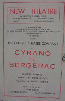 réplique cyrano de bergerac