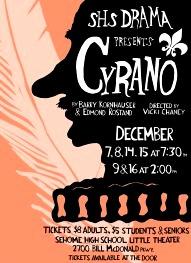 the emotional hero cyrano de bergerac by edmond rostand Cyrano's gallantry was seen as the reincarnation of the true gallic spirit and rostand became a national hero edmond rostand, creator of cyrano de bergerac.